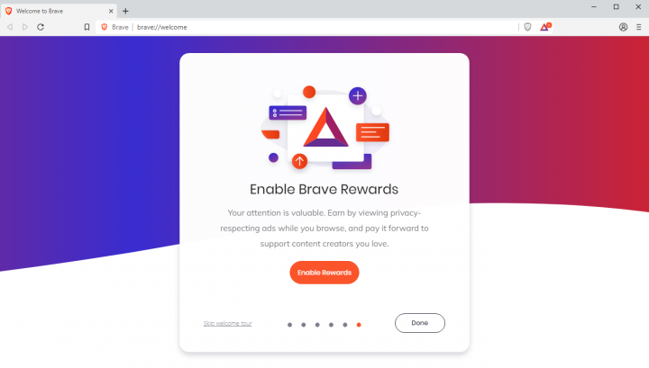 Brave Browser and Claiming Your Free Basic Attention Token (BAT)
